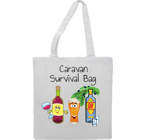 Caravan Survival Bag