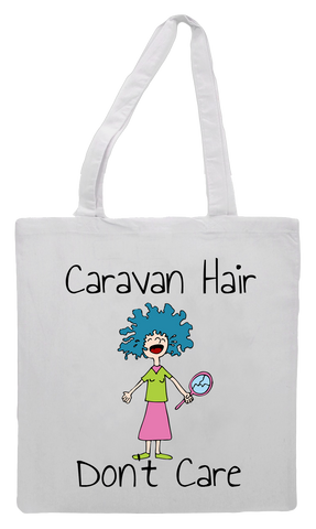Caravan Hair Don't Care Bag
