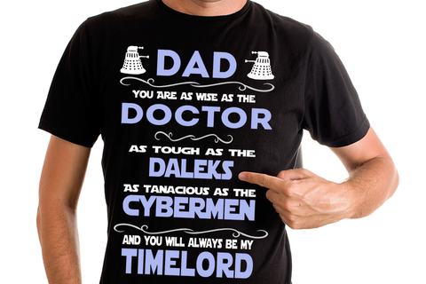Doctor Dad T Shirt