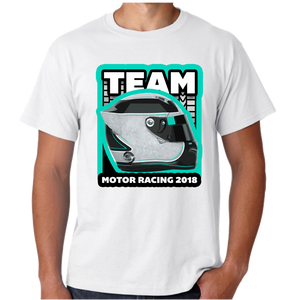 Motor Racing Team T Shirts
