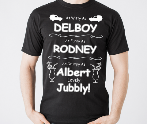Lovely Jubbly T Shirt