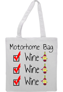 Motorhome Bag -Wine