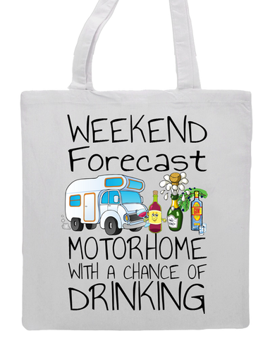Weekend Forecast Motorhome Bag