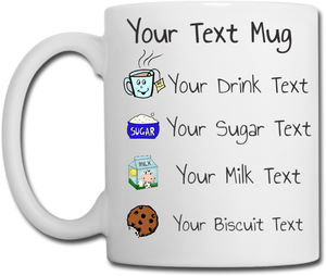 Super Tea or Coffee Mug