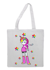 Flossing Unicorn Bag