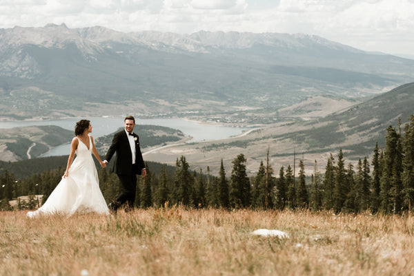 Sarah + Bryan <br /> {Keystone Ranch}
