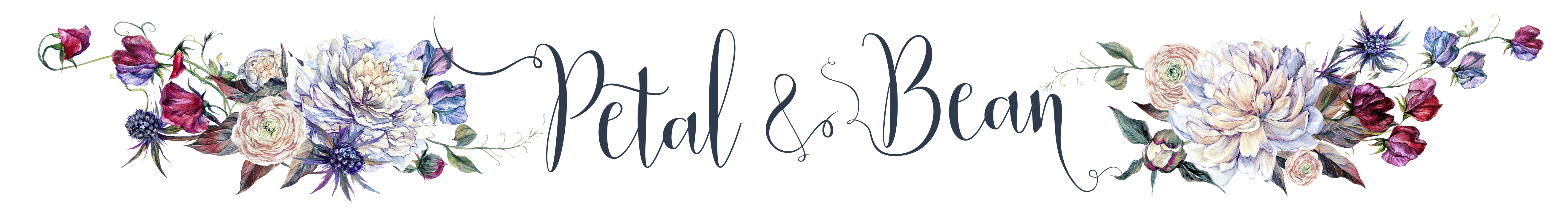 petal-bean-wedding-logo