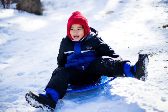 Finding it hard to keep your child entertained this winter?