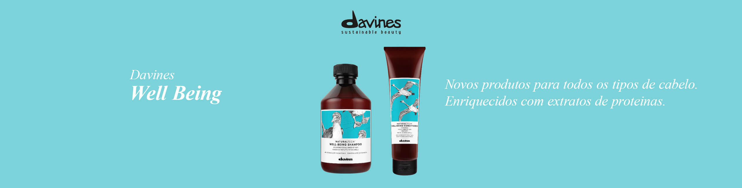 Davines Well Being