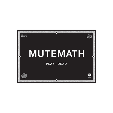 MUTEMATH Play Dead Flag