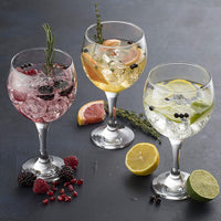 Balloon Gin Glasses 650ml - Pack of 2