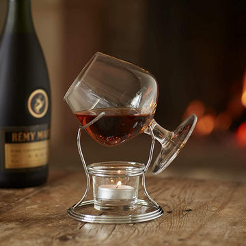 Cognac & Brandy Warmer Set