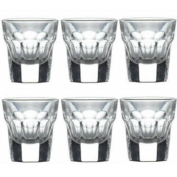 6 Marocco Shot Glasses 1oz