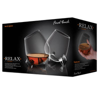 Relax Cognac Glasses Set of 2