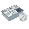Extra Large Ice Cube Tray - 6 Cubes