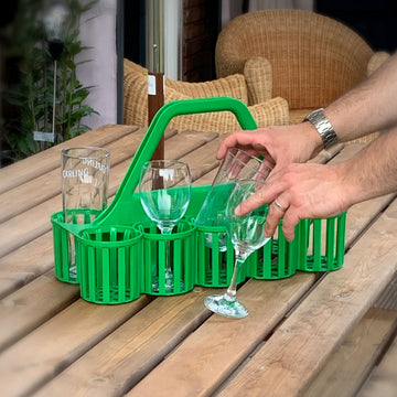 Multi-Purpose Glass Carrier