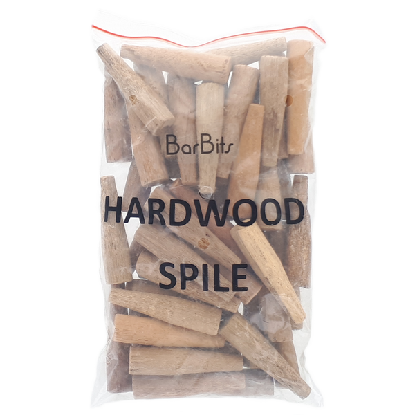 BarBits Hardwood Spile 58mm Pk 50