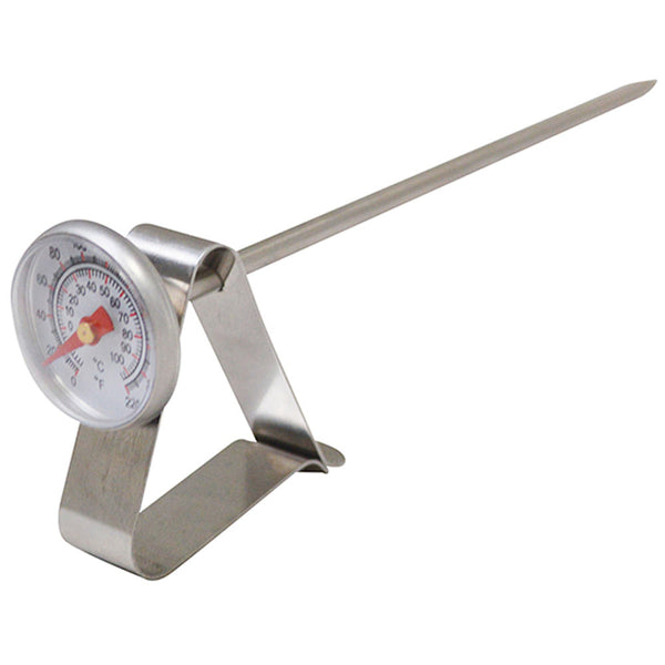 Milk Frothing Thermometer With Clip