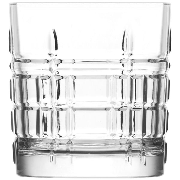 Brit Rocks Tumbler Glasses 325ml - Pack of 6