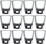 12 American Shot Glasses 1oz