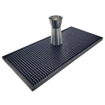 "BarBits Mini Rubber Bar Mat 12"" x 6"""