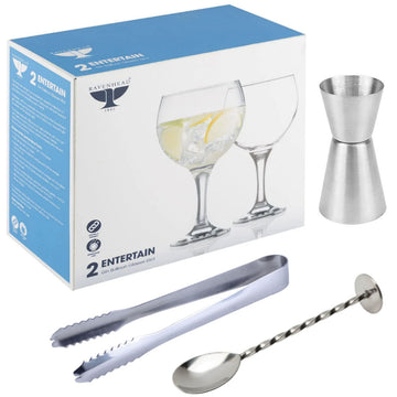 Gin Cocktail Gift Set - 5 Pieces