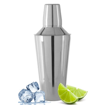 BarBits 3 Piece Cocktail Shaker 750ml