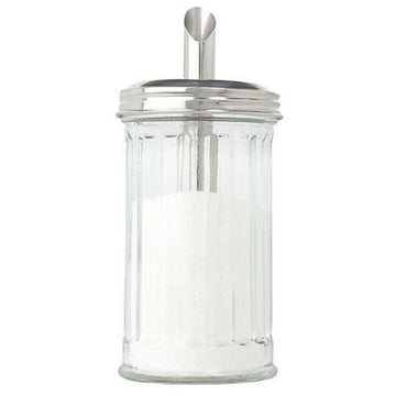 Glass Sugar Pourer With Long Spout