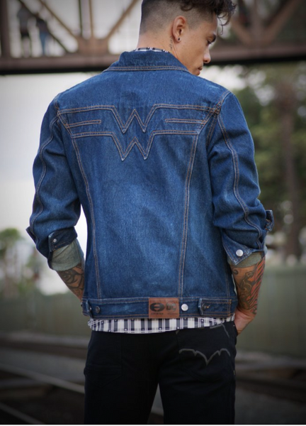 Hero Within Wonder Woman Denim Jacket