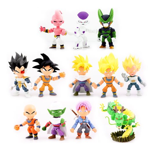 Dragon Ball Z Blind Box