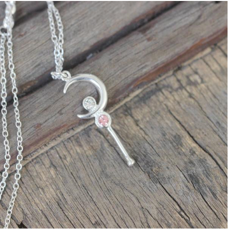 Sailor Moon Wand Necklace