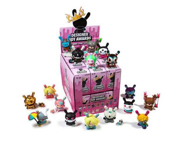 The Dunny Show Dunny Mini-Figures