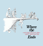 Where the upside down ends Tee