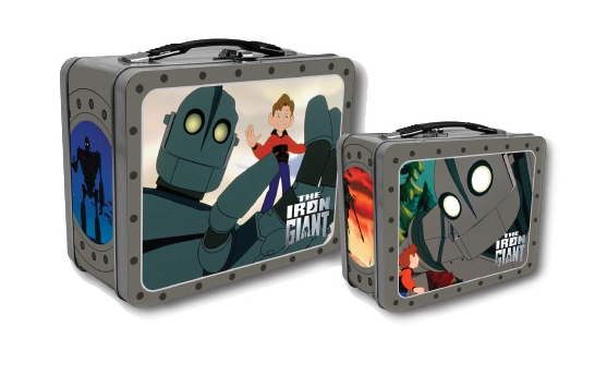 Iron Giant Tin Tote Lunch Box