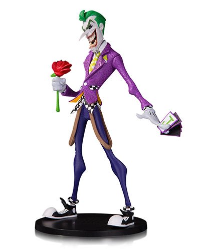 DC Artist Alley Joker by Hainanu Nooligan Saulque LE Statue