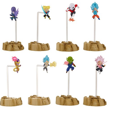 Dragon Ball Stars Nano 2-Pack Series 1 Mini-Figures