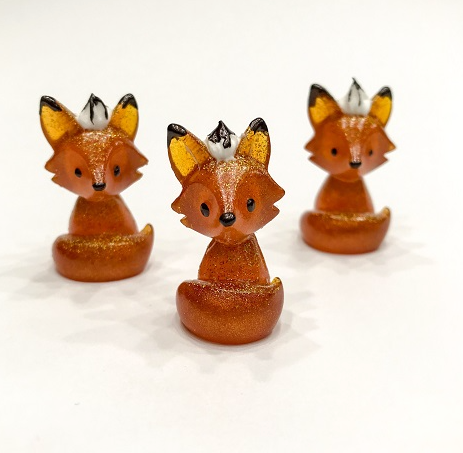 Fox (Pecan Pie SDCC Exclusive)