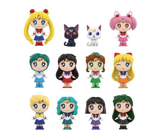 Sailor Moon Series 1 Mystery Minis
