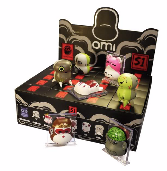 OMI : SERIES 1 BLIND BOXES