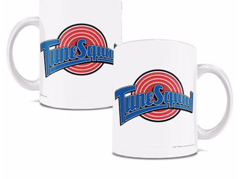 Space Jam Tune Squad 11 oz. White Ceramic Mug