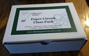 Paper Circuit Cards Class Pack