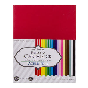 Cardstock Multi Pack