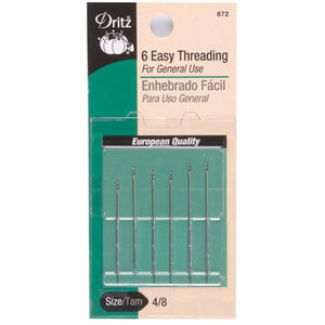Needle: Easy Thread 6 Pack