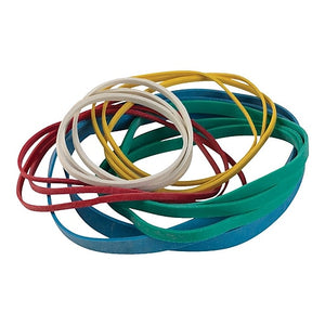 Rubber Band Assorted 1/4 lb