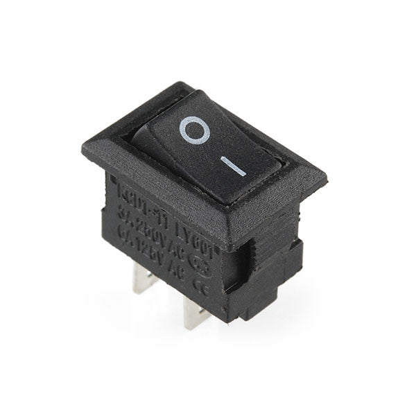 2 Pin Rocker Switch