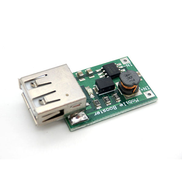 USB (Standard) 5V Booster Module For Smart Phones
