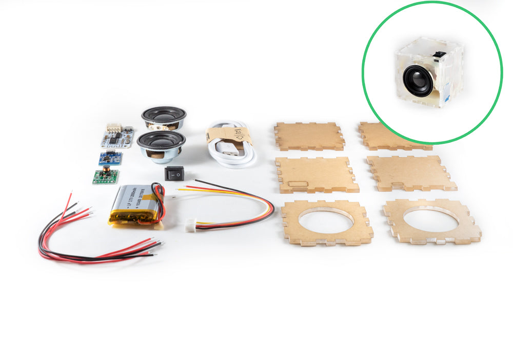 acrylic bluetooth speaker kit kitables co rh kitables co Switch Plate Wiring Switch Light Wiring