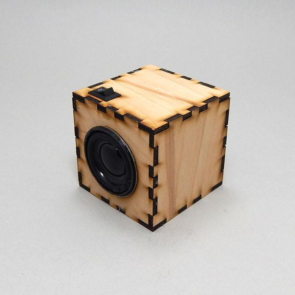 Wooden Bluetooth Speaker – 10 Pack