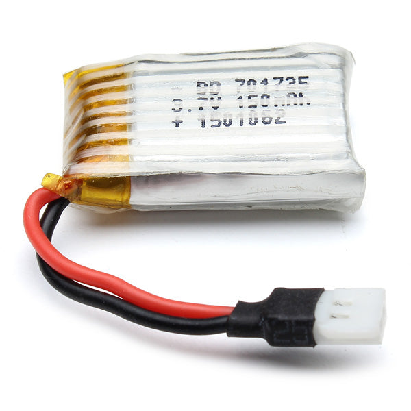 3.7V 150MAH Lithium Polymer Battery With JST-DS