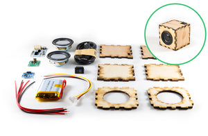 Wood Bluetooth Speaker Kit